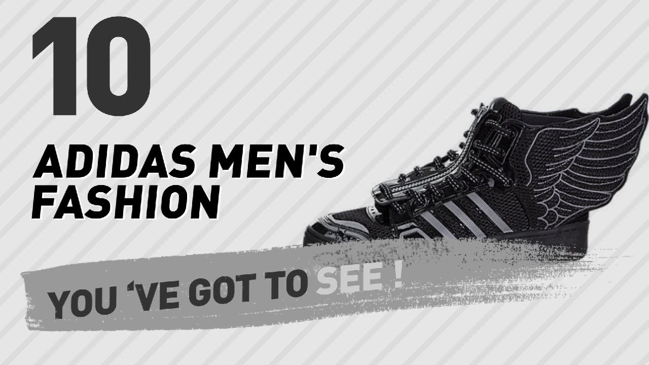 c04602136 Adidas Wings For Men    New And Popular 2017 - YouTube