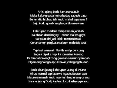 Sundanis Hip-Hop ~ Kamana Atuh Gaya