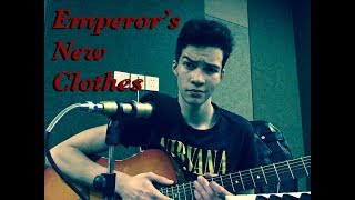 Panic! At the disco - EMPEROR'S NEW CLOTHES (Acoustic) COVER!