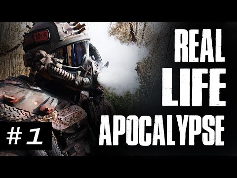 REAL LIFE Apocalypse | Rev 9 Chapter One | Swamp Sniper