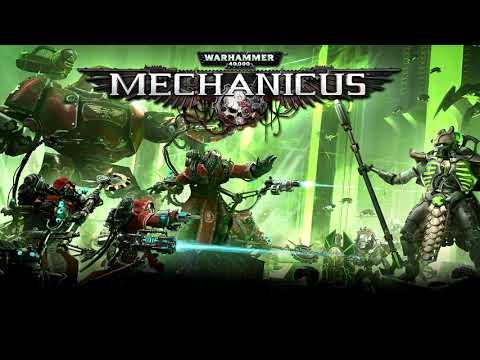 Warhammer 40,000 Mechanicus OST (Dark Epic Music)