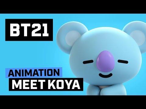 [BT21] Meet KOYA!