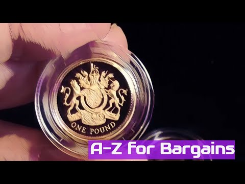 A-Z at World Coin Auctions are later letters the place to look for bargains? Also new coin arrivals