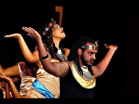 AhmedKonde - Ra2st al fer3one ON Rahil dance Amr Esmai -رقصة فرعونى