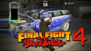 Final Fight Streetwise ep04 [Silent playthrough](PS2)