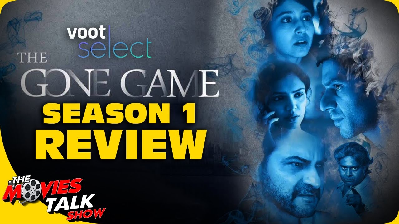 THE GONE GAME : Season 1 Review   Voot Select