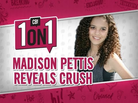 Life with Boys Madison Pettis Reveals Celebrity Crush