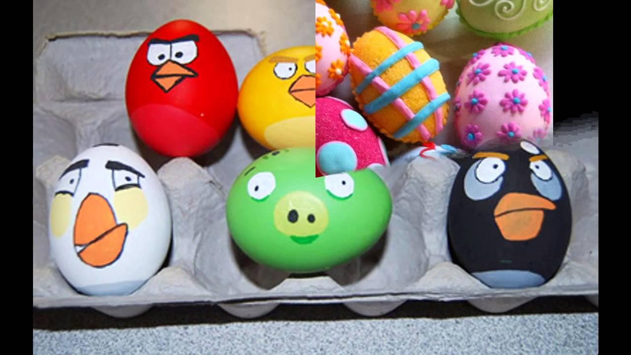 Ideas para decorar huevos de pascua ideas for decorating for Decoracion de pascua