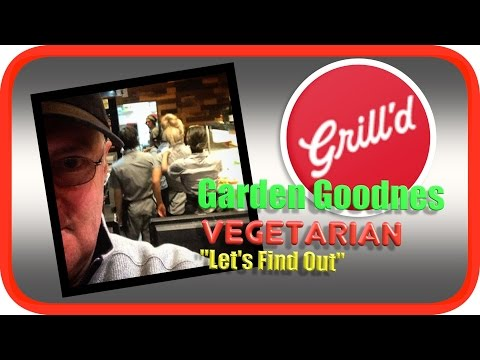Grill'd Garden Goodness Burger | Taste Test