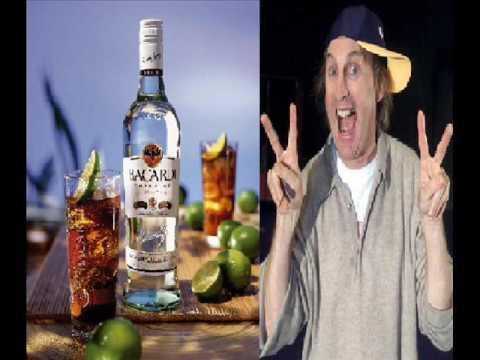 Otto Waalkes Bacardi Rum