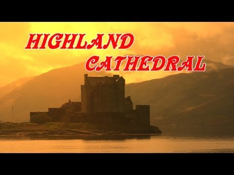 HIGHLAND CATHEDRAL - Royal Scots Dragoon Guards.
