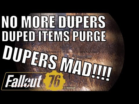 Fallout 76: Roadmap Confirmed and Duped Legendary Weapons Are Gone! thumbnail