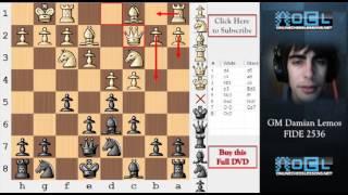 Winning Chess Strategy for Beginners - GM Damian Lemos (EMPIRE CHESS)
