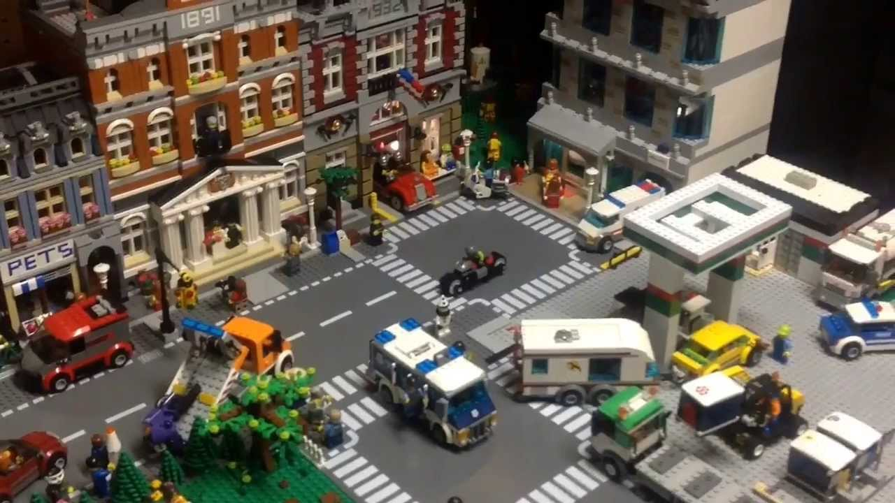 lego my city