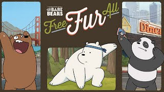 Free Fur All Minigame Collection - We Bare Bears Games