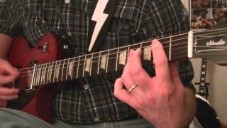AC/DC-BIG JACK-RHYTHM GUITAR