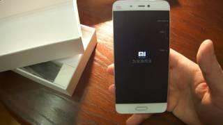 Распаковка Xiaomi mi5 32gb c GearBest