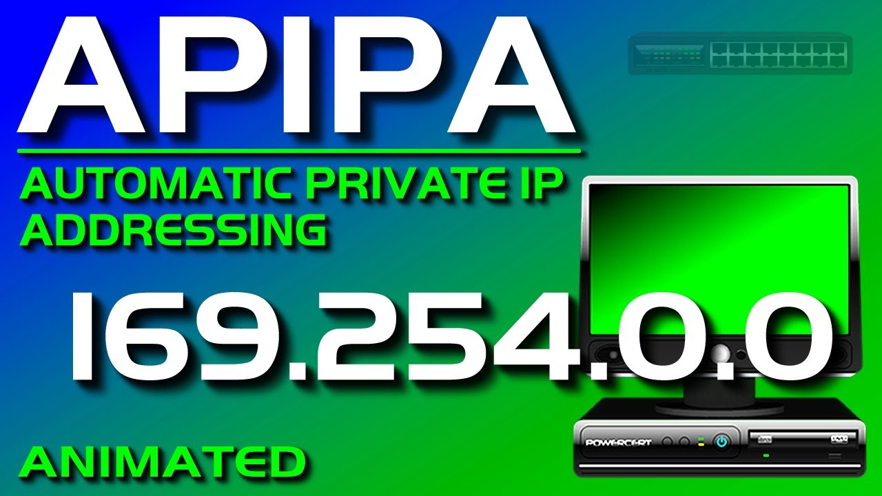 APIPA Explained - Automatic Private IP Addressing
