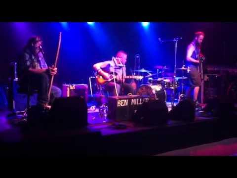 """Ben Miller Band """"Walking Blues"""""""