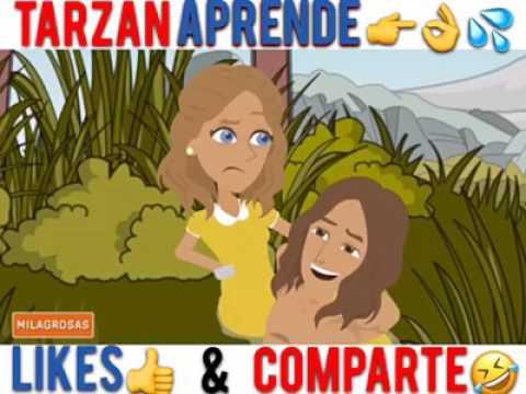 Tarzan porno 3D sesso anale