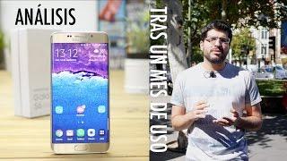 Análisis Samsung S6 Edge Plus, tras un mes de uso