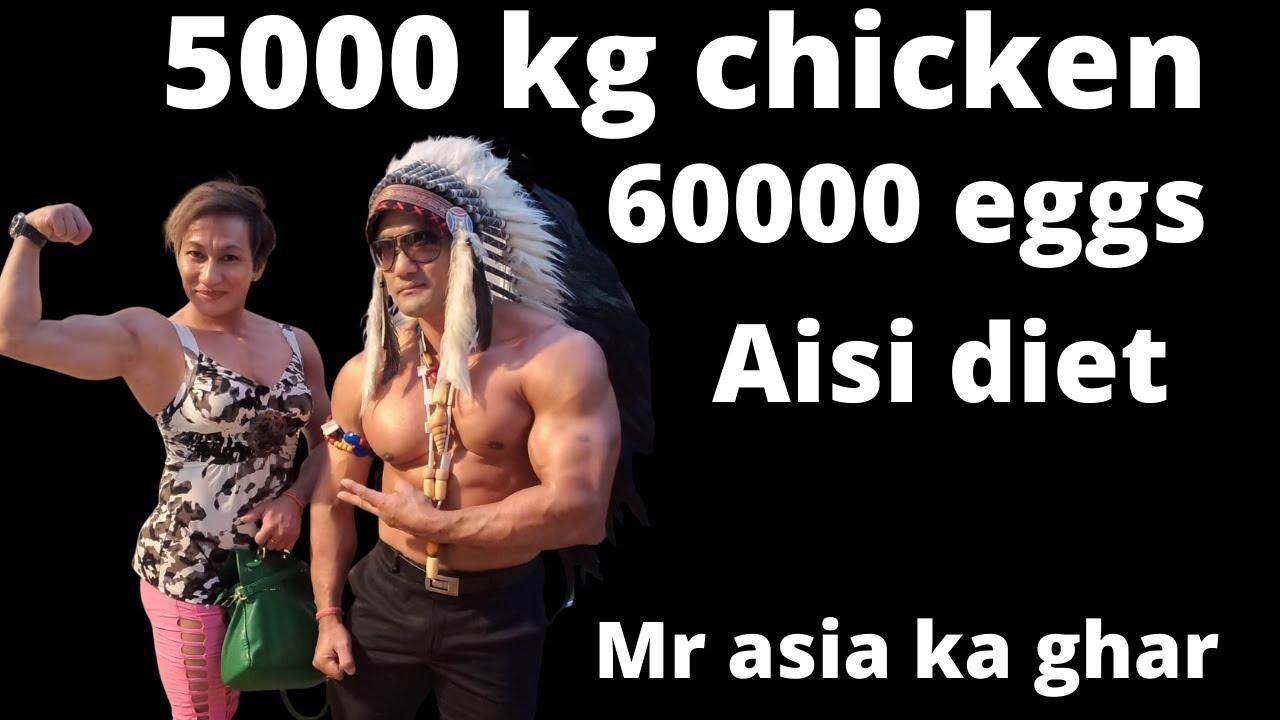 5000 kilo Chicken 60,000 eggs | Mr World banta hai aise | Tarun Gill Talks