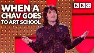 When Noel Fielding was a chav | Live At The Apollo - BBC
