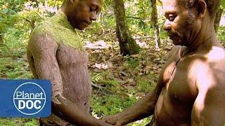 Repeat youtube video Papua Nueva Guinea. Tradiciones Tribus | Curiosidades del Mundo