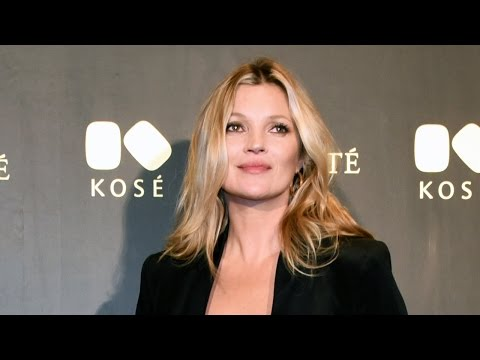 KATE MOSS for DECORTE Tokyo Reception! ケイト・モス、グローバルアンバサダーを務める「コスメデコルテ」イベント出席