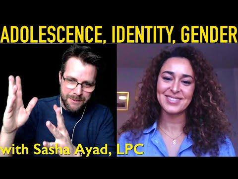Identity, Gender, Adolescence, & Therapy