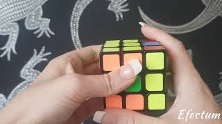 Rubik's Cube Completion!