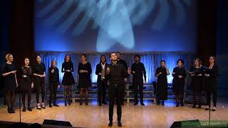 "Современный хор ""Factotum"" - Hallelujah (Леонард Коэн)"