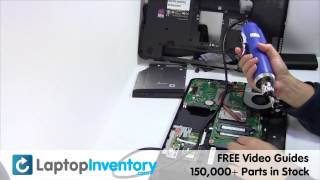 Toshiba Satellite C50 C55 Wifi Replacement Wireless Card Replace fix Install Laptop