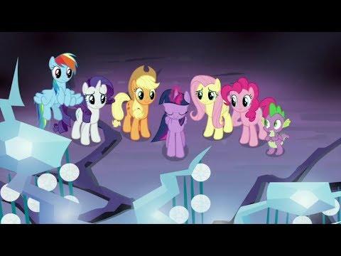 My Little Pony Season 9 Fan Made Trailer (The End Begins)