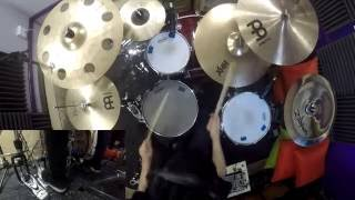 Wagakki Band Senbonzakura Drum Cover