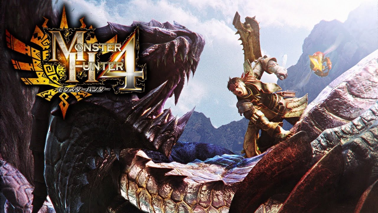 Live Pc Girl Wallpapers Let S Play Monster Hunter 4 000 Hd Zwei Br 252 Der Aus
