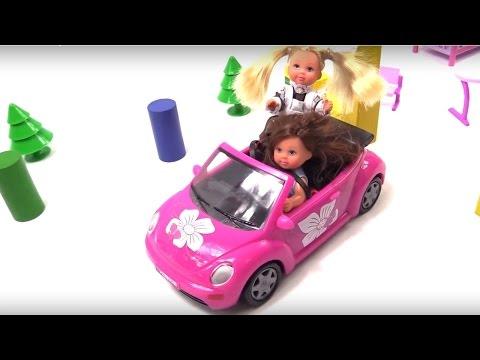 Мультфильм кукла эви
