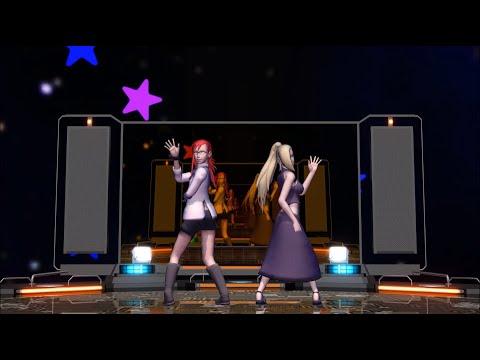 【 MMD NARUTO 】 Ino & Karin - Womanizer