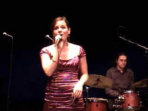 Laura Corlin Sings Trouble Is A Man UArts Senior Recital