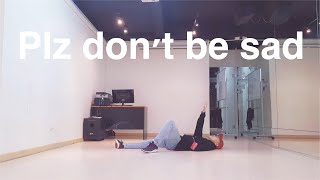 figcaption Highlight(하이라이트) - Plz Don't Be Sad(얼굴 찌푸리지 말아요) Dance Cover