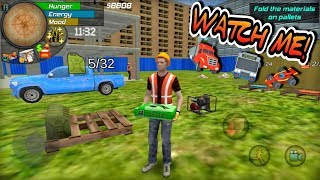 Big City Life Simulator #23 NEW JOB - Android gameplay walkthrough