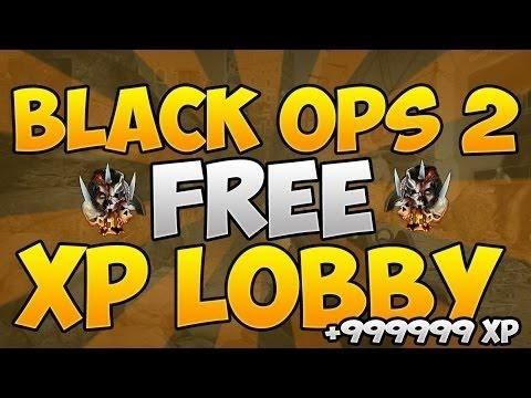 BO2 Modded Lobbies XP/CAMO (Xbox One/Xbox 360)