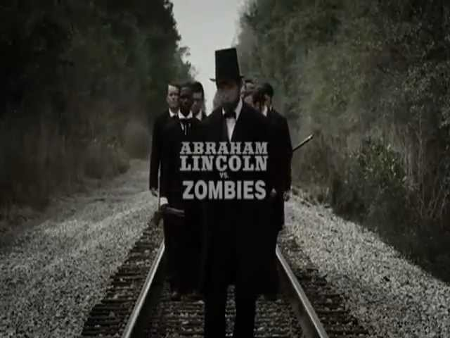 Abraham Lincoln Vs. Zombies - Official Trailer