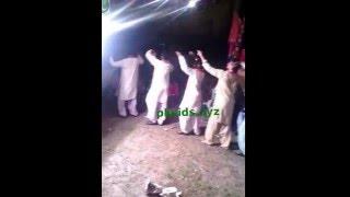 Pakistani Wedding Dance With Balochi Jhumer HD
