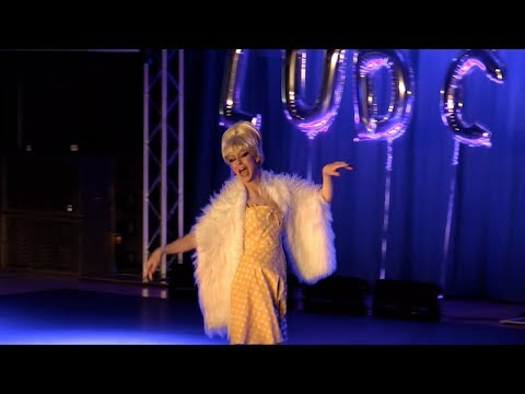 drag-queen-lady-dioxide-at-loughborough-dance-competition-2019