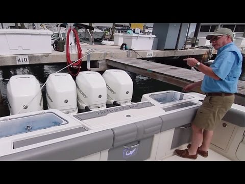 MAKO Boats: 414 CC Complete Review By BoatTest.com