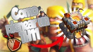 ¿Es posible plenear un th11? ¡¿CÓMO HACERLO?! | Clash of Clans