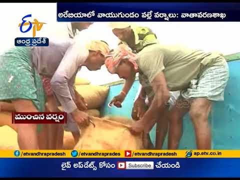 Heavy Rains Damage Crops at Nellore District