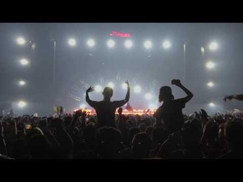 [4K] Afrojack @ Fun Radio Ibiza Experience⎜David Guetta - Hey Mama (Afrojack Remix)