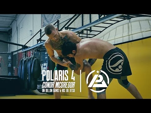 Polaris 4 - Conor McGregor Talks Dillon Danis
